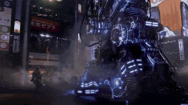 First Look at the Gantz CGI Movie
