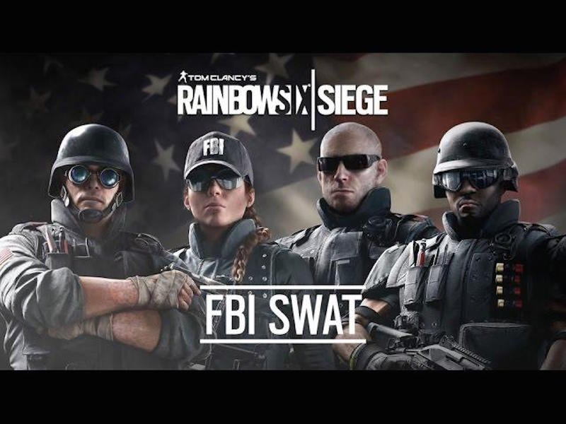 Ron Paul Cops Rainbow Six Image For Anti-FBI Article