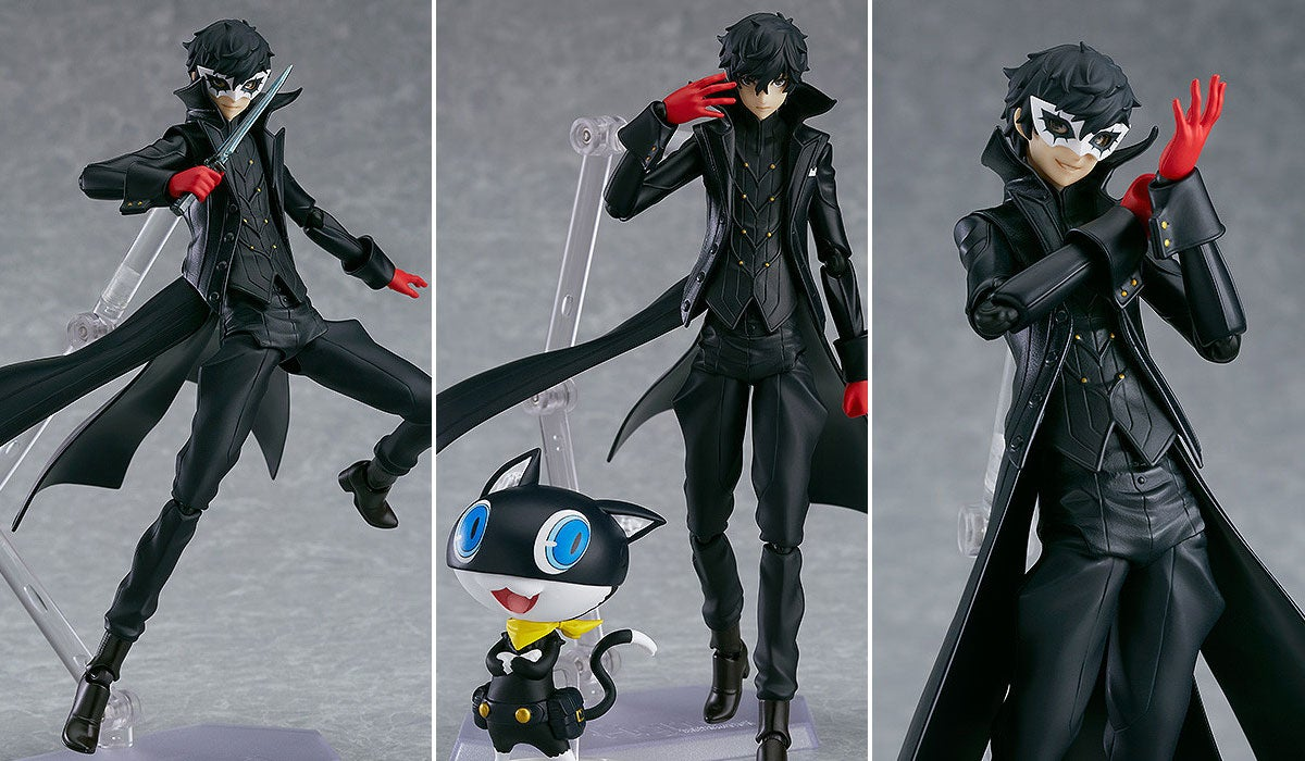 Bury Me With This Persona 5 Figure