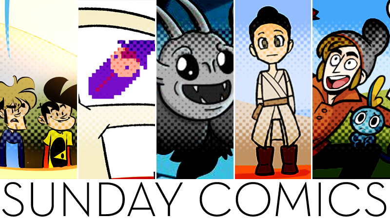 Sunday Comics: Aww, You're The Best!
