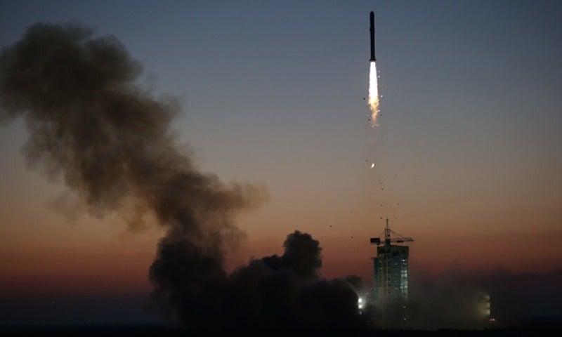 China's Dark Matter Satellite Sends Back First Data