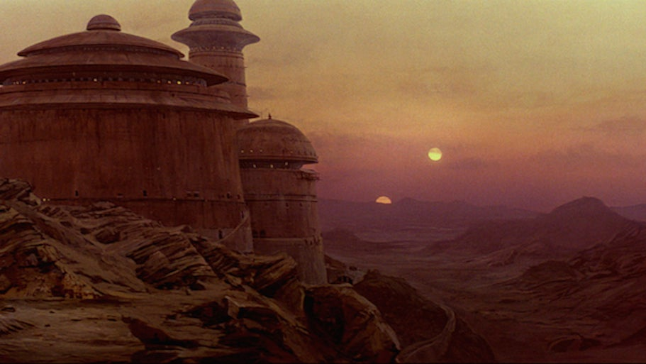 A Star Wars Production Designer Says A Now-Halted SpinoffWas Headed To Tatooine