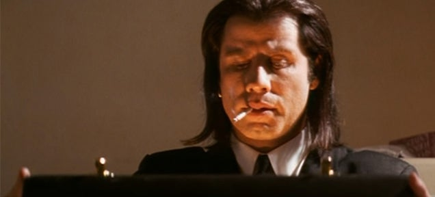What was inside the briefcase and other obscure Pulp Fiction facts