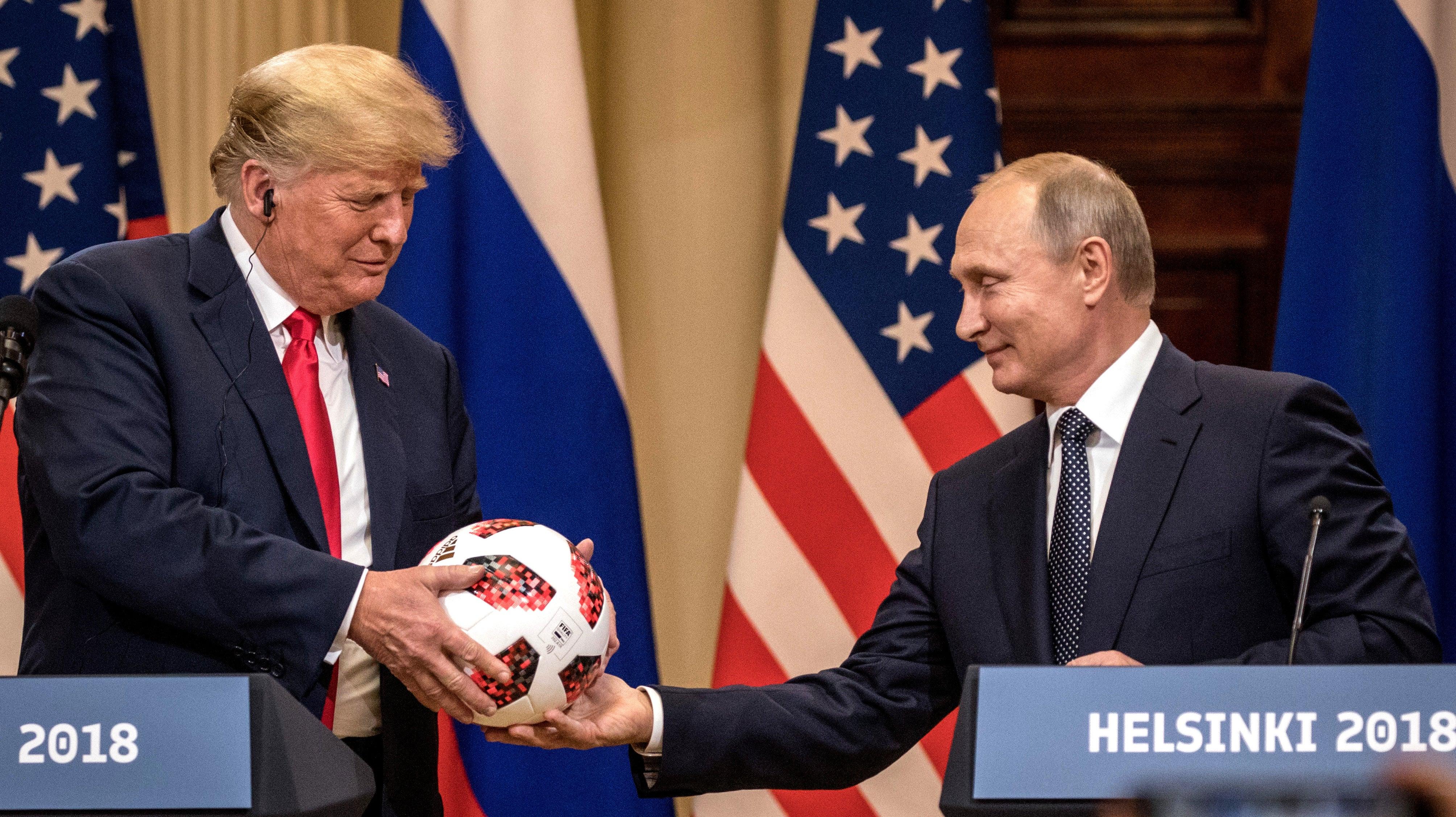 Did Trump Just Commit Treason Under US Law?