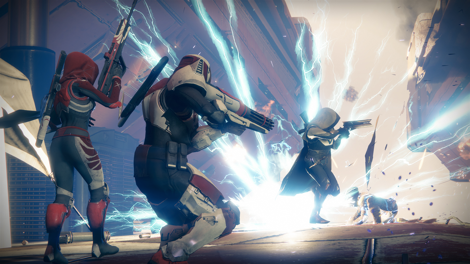 Bungie Takes Immediate Action, Deactivates Experience Point Scaling in Destiny 2