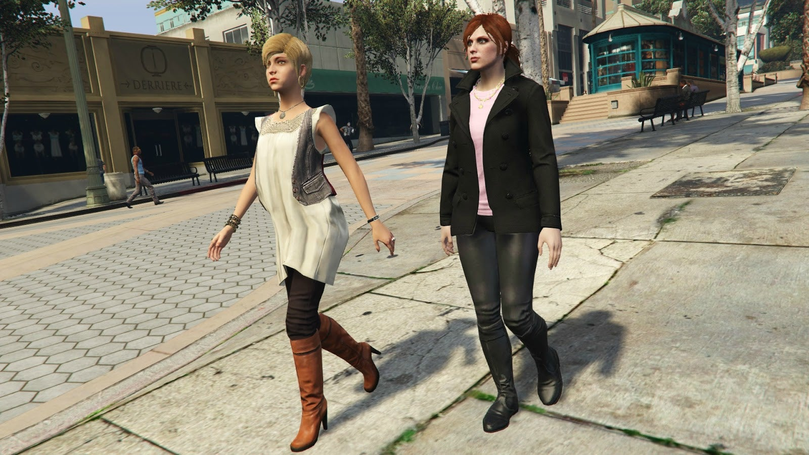 Frustrated GTA Online Players Want Much Better Clothes For Women | Kotaku Australia