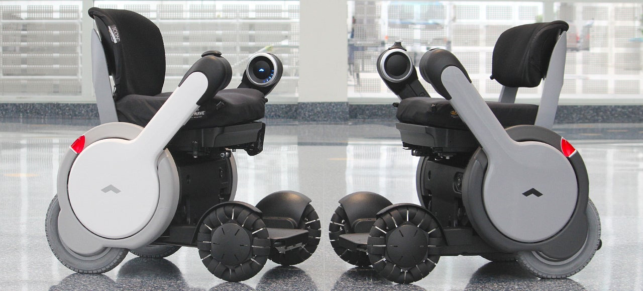 You Can Finally Buy The Wheelchair Professor X Would Use