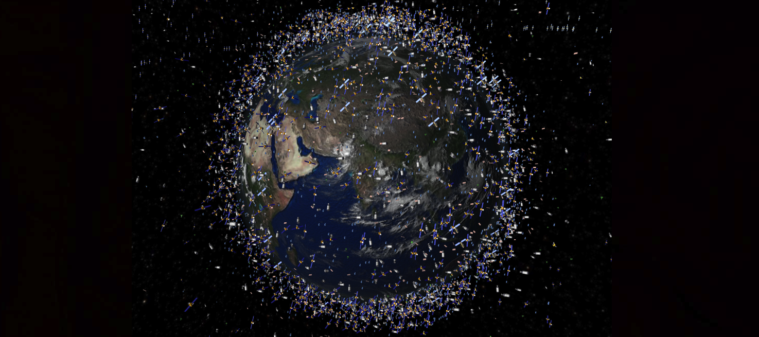 Japan Is Creating a Militarized Program To Deal With Space Junk