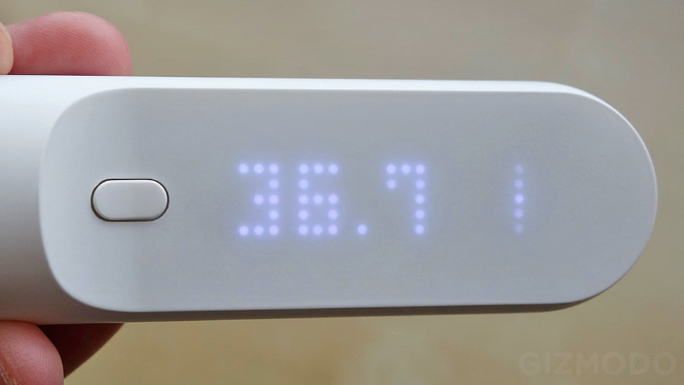 This Super Accurate Thermometer Can Take Your Temperature Without Even Touching Skin