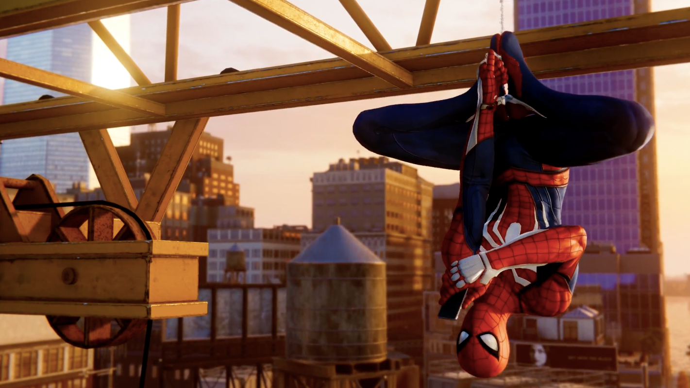 The Latest Spider-Man Game Trailer Is All About Everyone's Favourite Angry Journalist