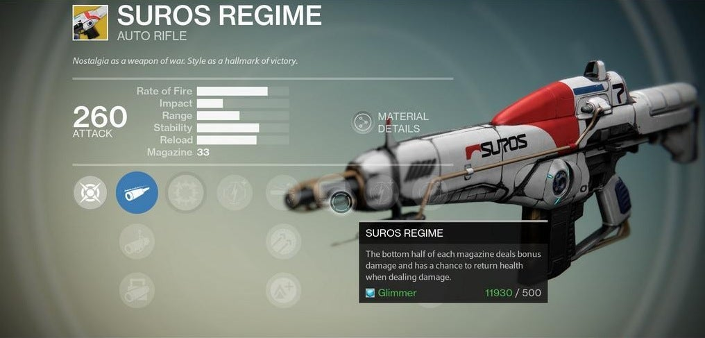 Great, Destiny's Auto-Rifles Are About To Get Worse