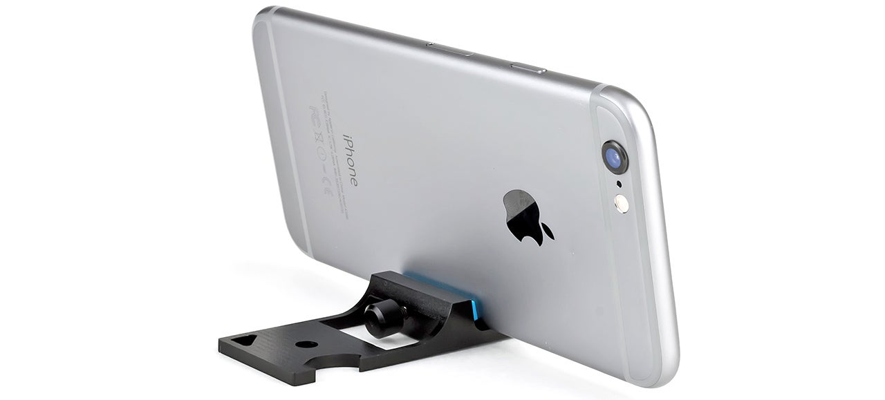 This Ultra-Compact Support Lets You Shoot Hands-Free With Your iPhone 6