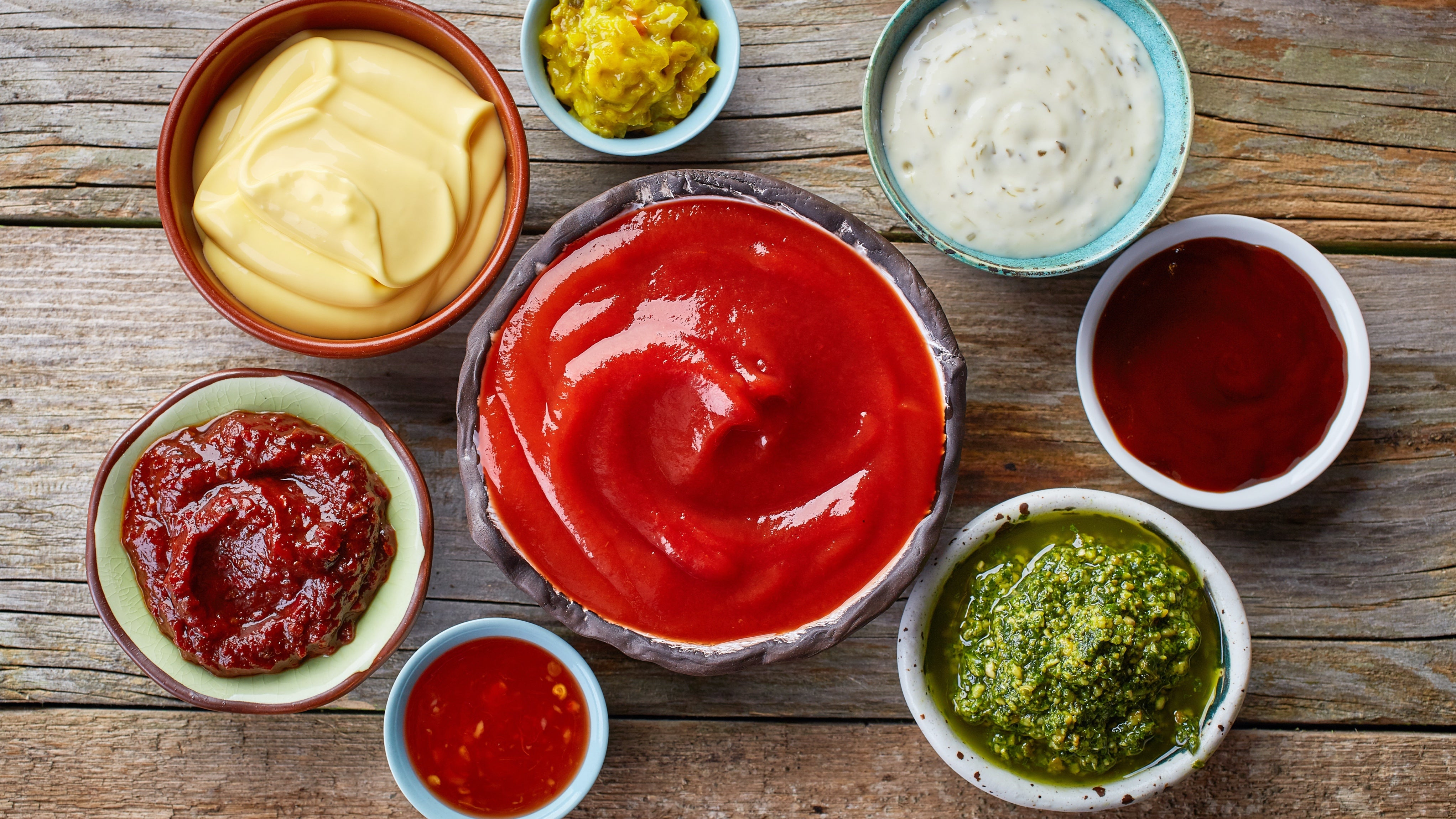Now Is The Time To Buy Your Favourite Condiments