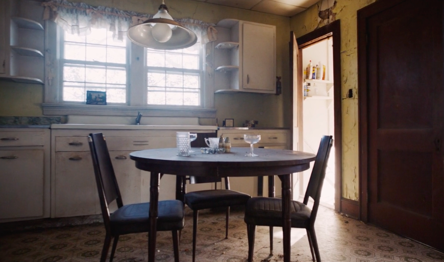 Brilliant Short Film Tells The Memories Of A Family With A Tour Of Their Empty Home