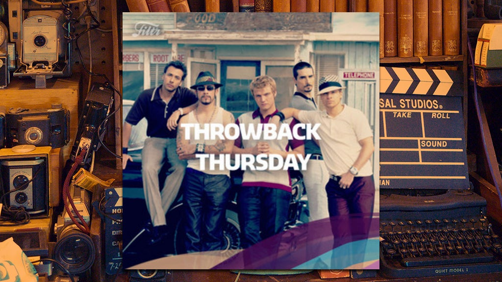 The Throwback Thursday Playlist