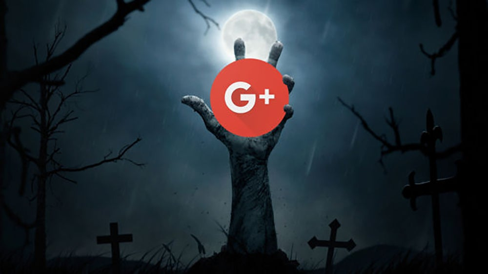 Google+ Still Exists For Some Reason (And It's Getting An Update)