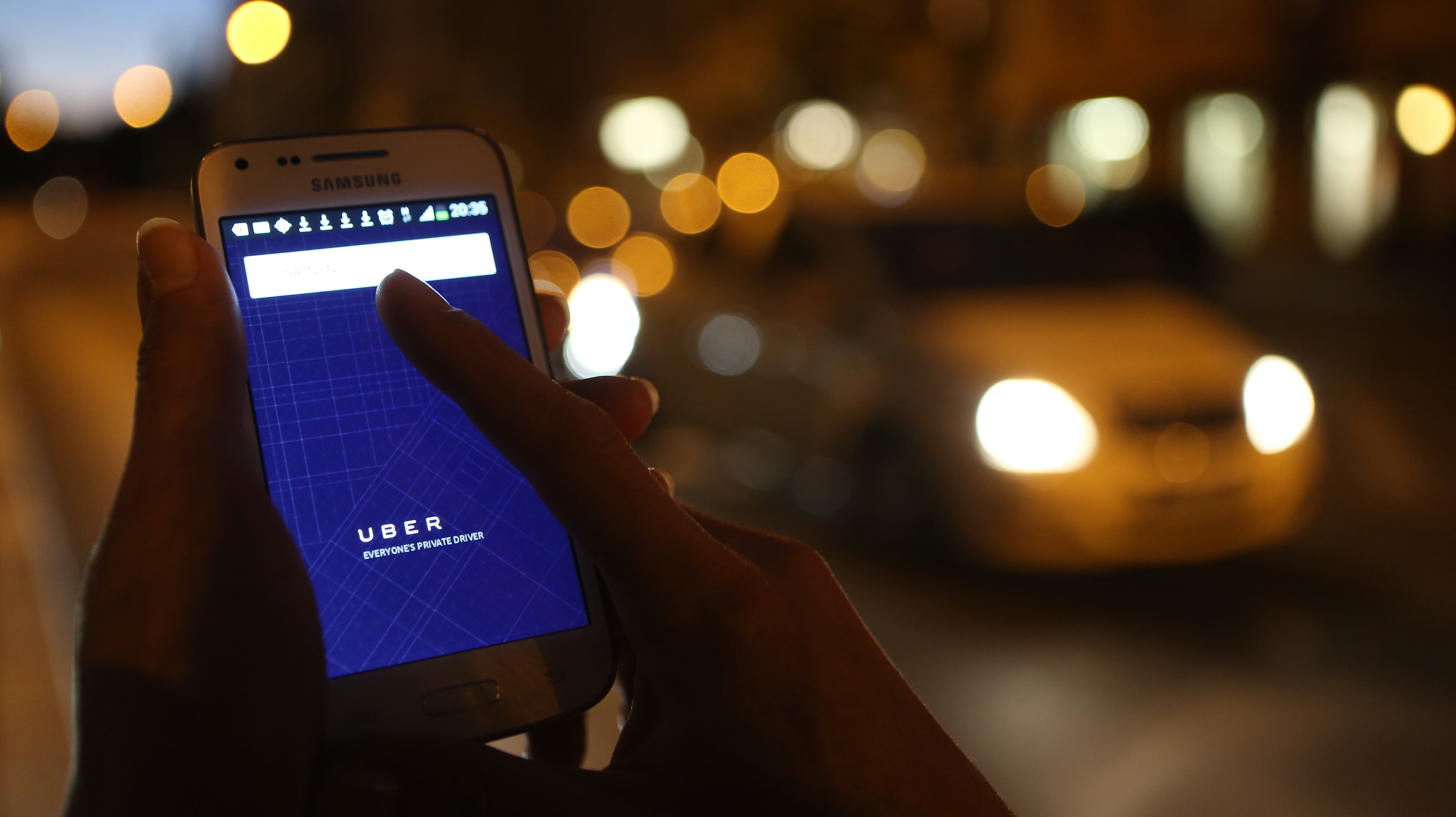 Uber Releases A List Of 21 Types Of Sexual Misconduct Reported By Riders And Drivers