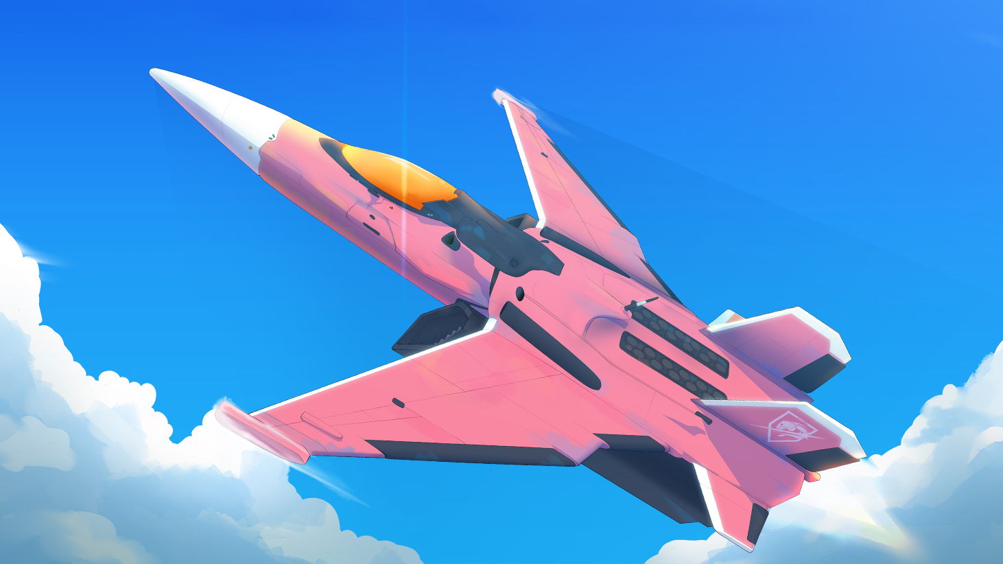 Jet Lancer Is A Stylish Fighter Pilot Game With Great Boss Fights