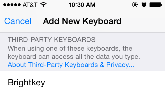 Do You Still Use a Third-Party Keyboard on iOS?