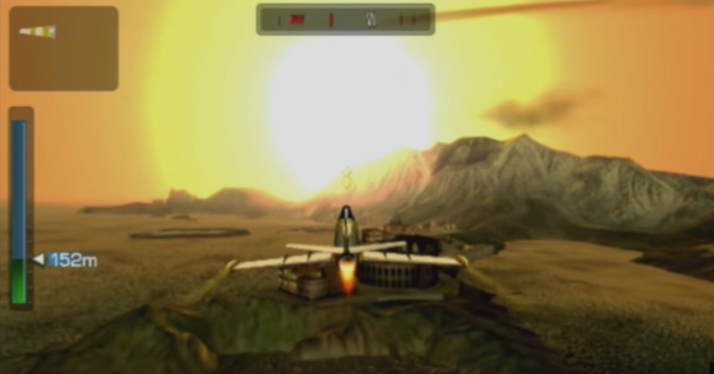 The Story Behind The Open World Pilotwings That Never Happened