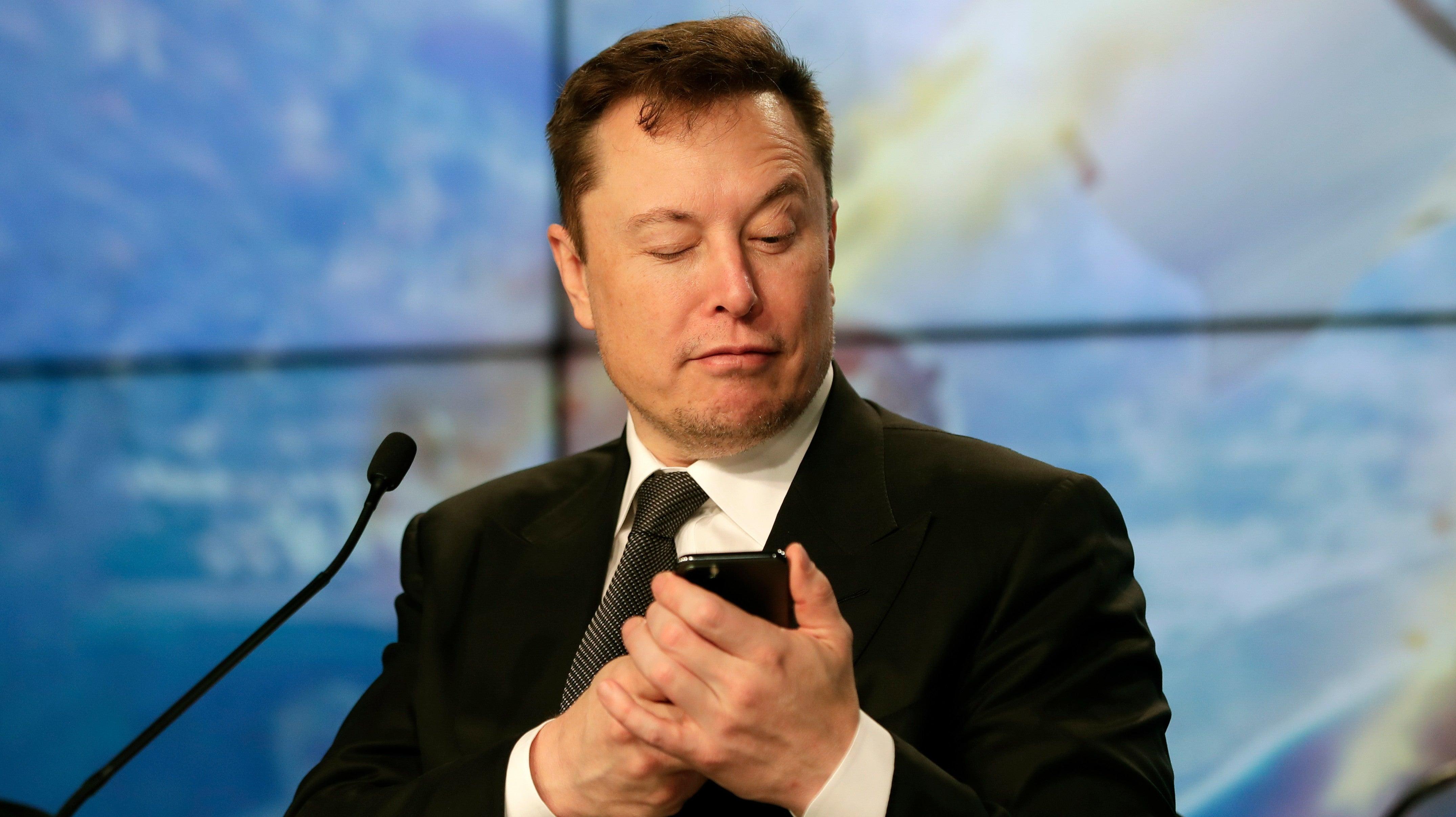 I Believe In Elon Musk