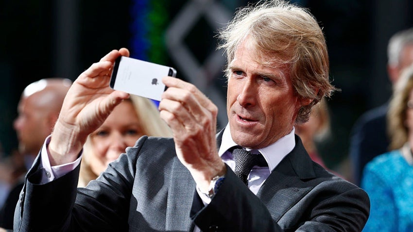 Michael Bay Films So Many Explosions He's Now Got A Camera Named After Him