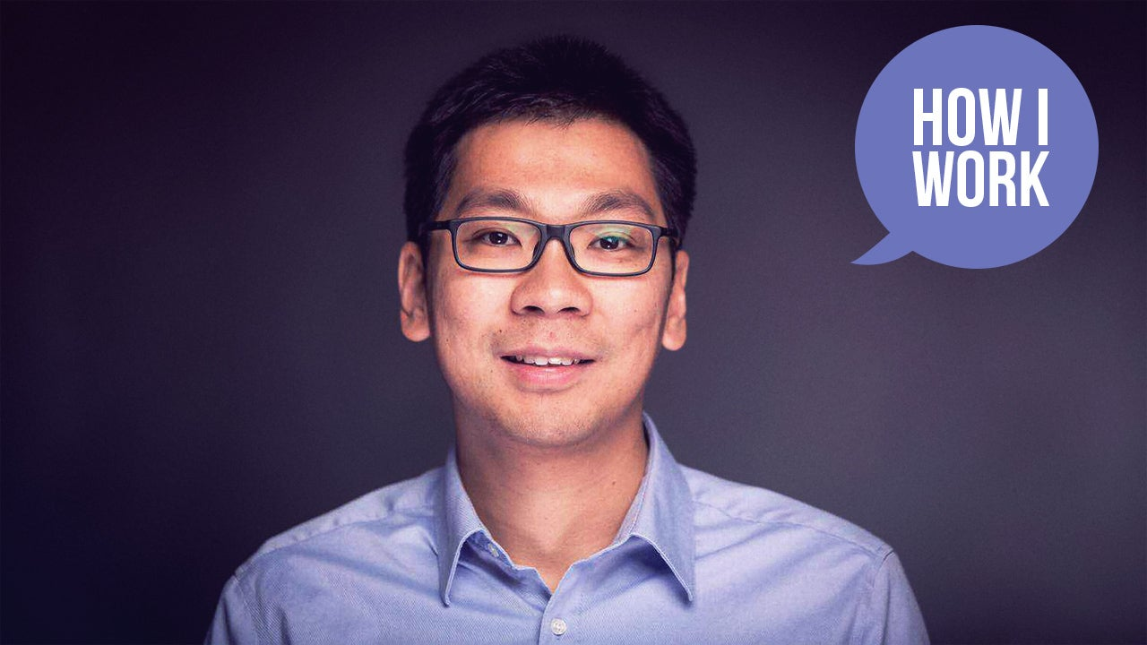 I'm Richard Wong, Head Of Engineering At Coursera, And This Is How I Work