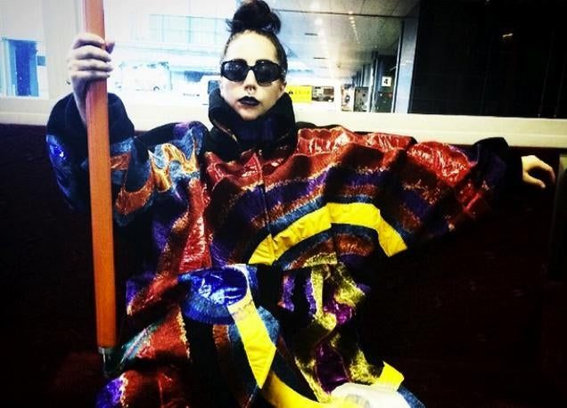 How Lady Gaga Finally Delighted Nationalists in Japan