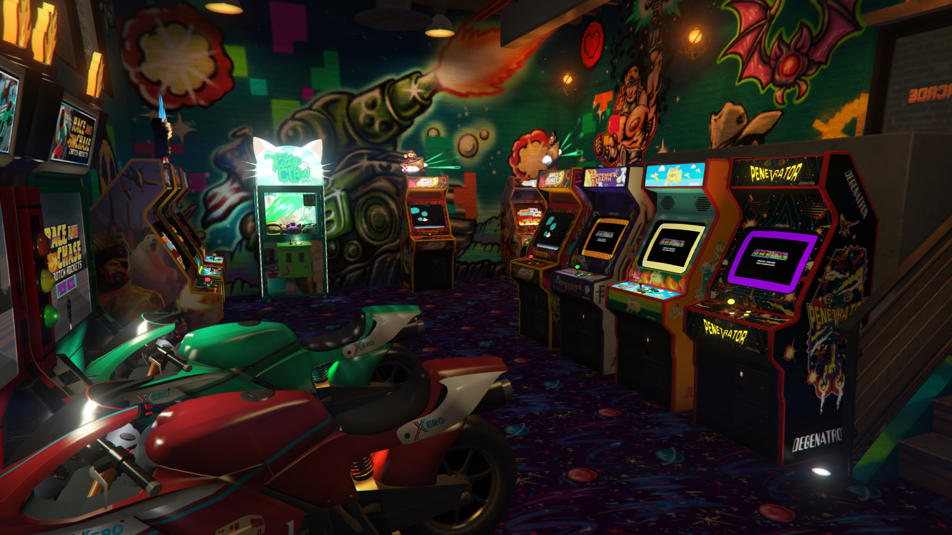 Every New GTA Online Arcade Game, Reviewed