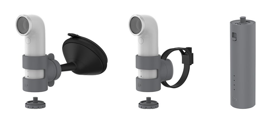 I Tried RE, HTC's GoPro Competitor That Looks Like a Tiny Periscope