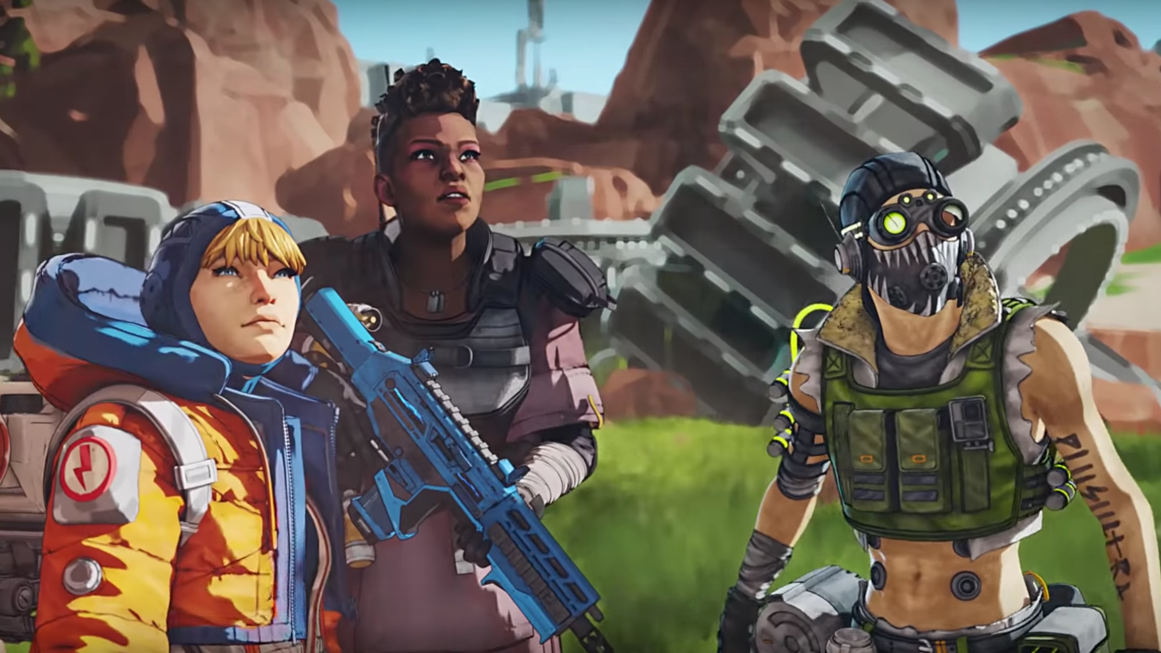 A Leviathan Might Crush You In Apex Legends Season 2