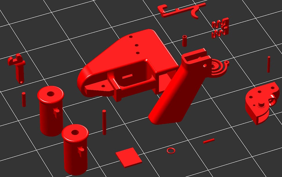 Join the Debate: 3D Printed Guns or Government Regulation?