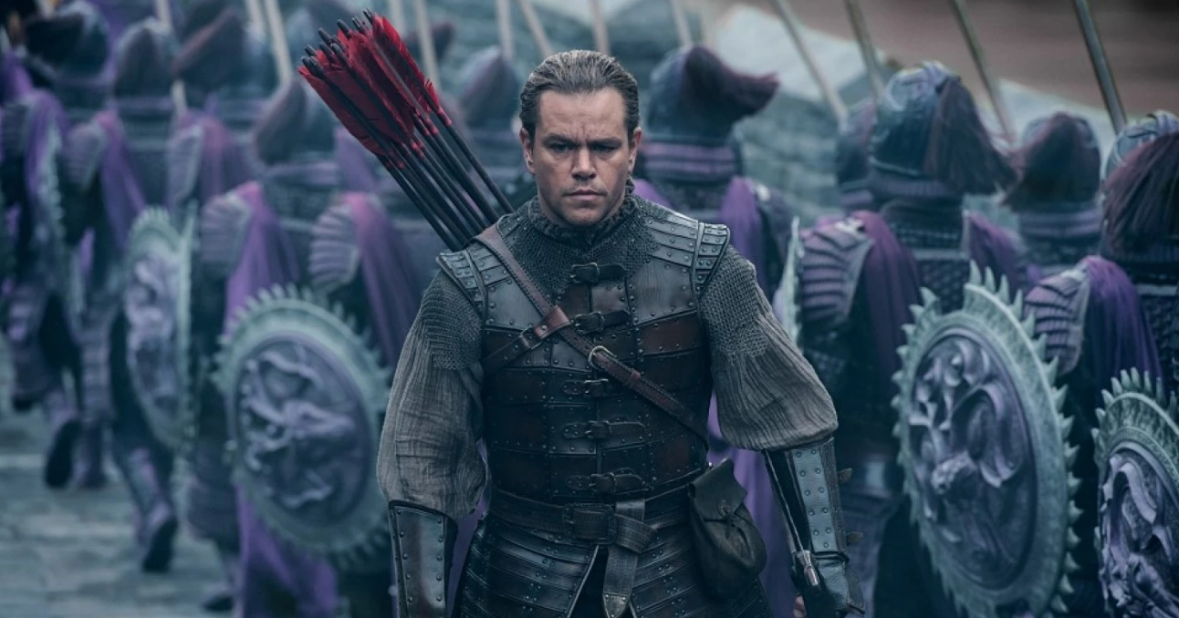 Matt Damon Isn't Whitewashing The Great Wall, Says Director
