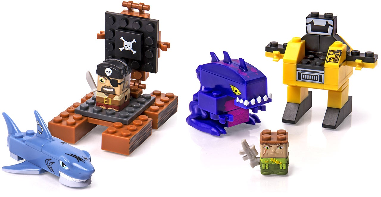 Sick Bricks Has Everything Kids Love: Building, Gaming, and Fart Jokes