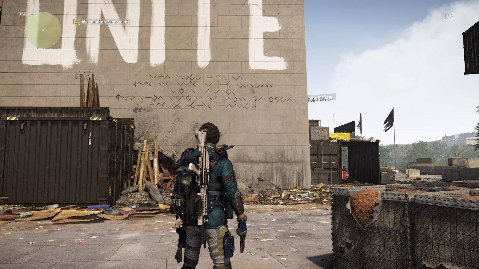 The Division 2's Wild Puzzles Stump Players, But One Of Them