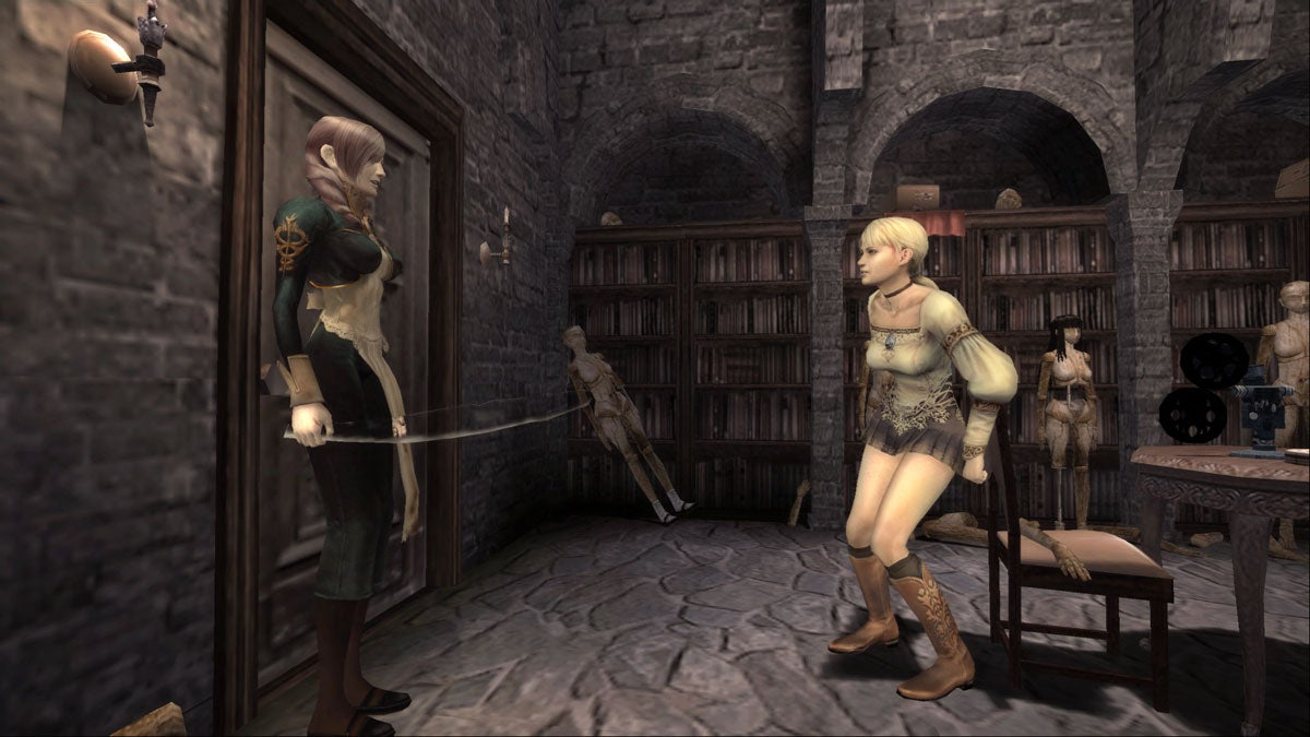Haunting Ground's Daniella Is One Of Gaming's Most Chilling ...
