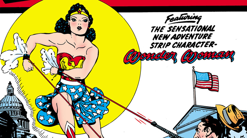 The Unconventional Creator Of Wonder Woman Is Getting His Own Biopic