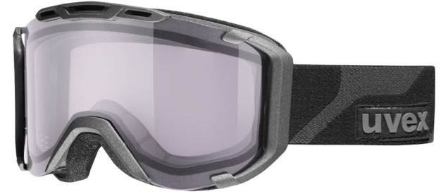 These Ski Goggles Change Colour To Adapt To Conditions Around You