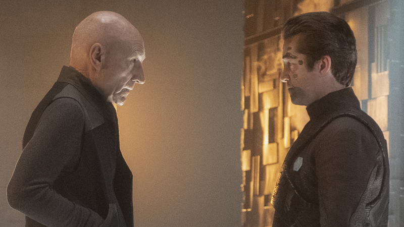 Everyone On Star Trek: Picard Is Finding Their Traumas At The Worst Possible Time