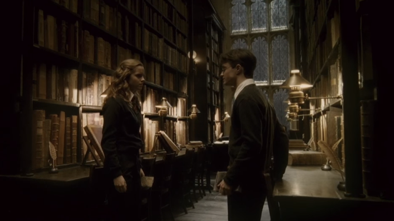 You Can Magically Visit Parts Of The British Library's Harry Potter Collection Online