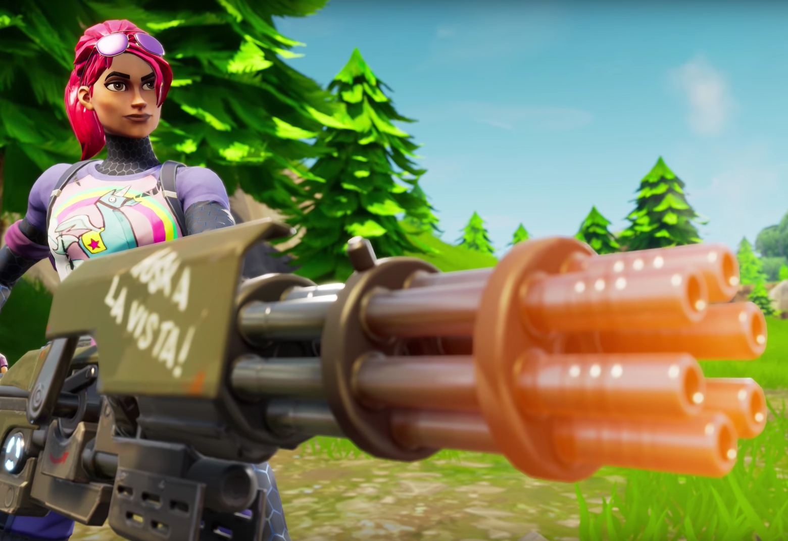 Some Fortnite Players Worry The Game Is Becoming Overstuffed