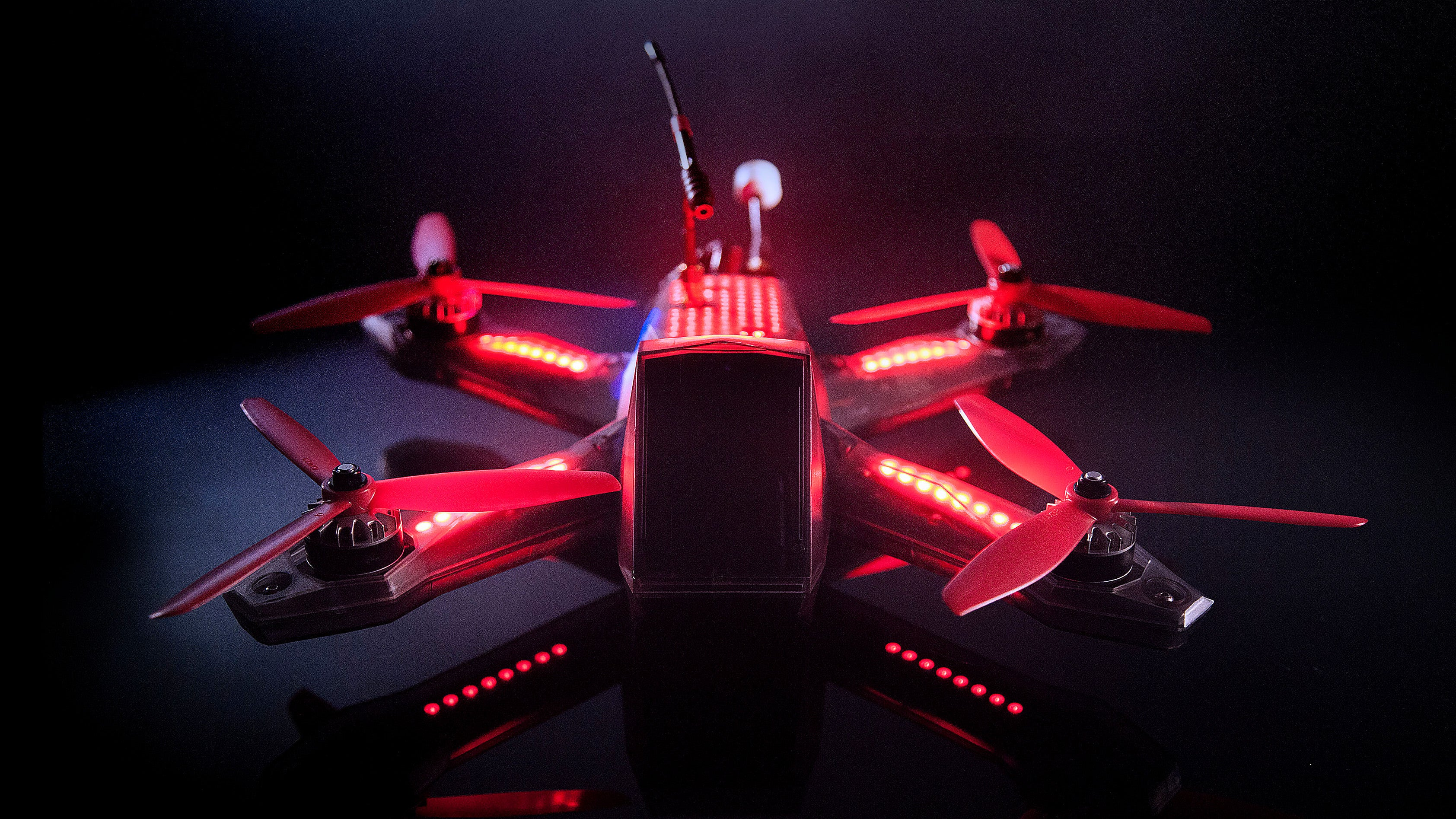 How To Get Into Professional Drone Racing
