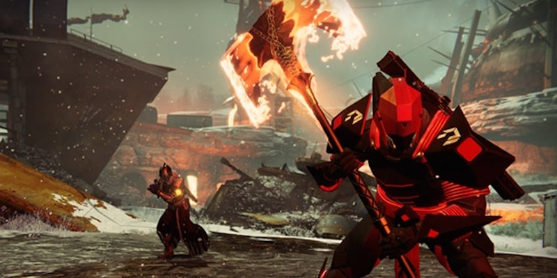 Bungie And Activision Unveil Destiny Rise Of Iron: Bungie Answers (And Dodges) Our Destiny: Rise Of Iron
