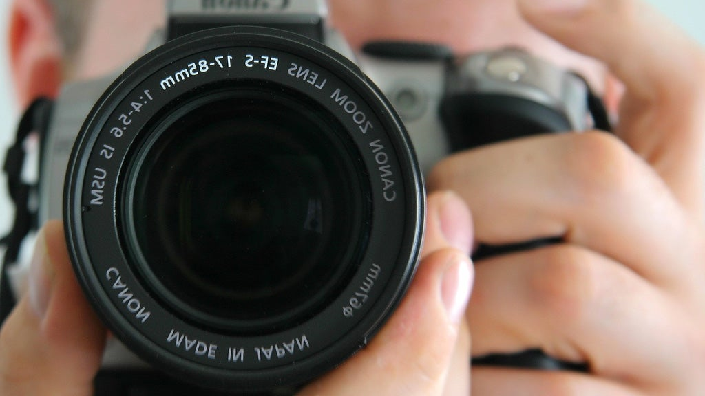 Test Out A New Camera With These Exercises