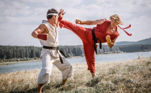 The Live-Action Street Fighter Series Is Out. Watch It Here.