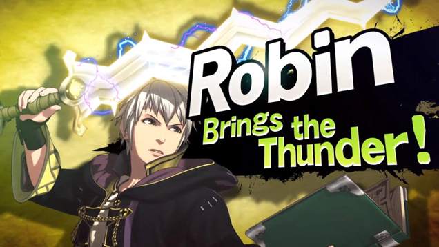 Three More Characters Announced For Super Smash Bros.