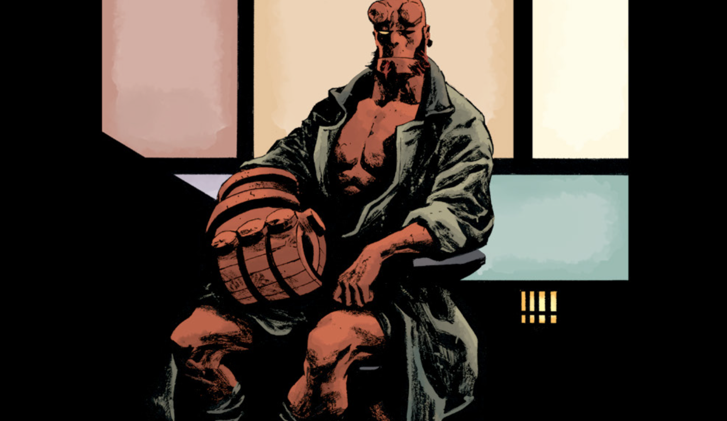 Mike Mignola Talks About Hellboy's Evolution And The State Of Superhero Films
