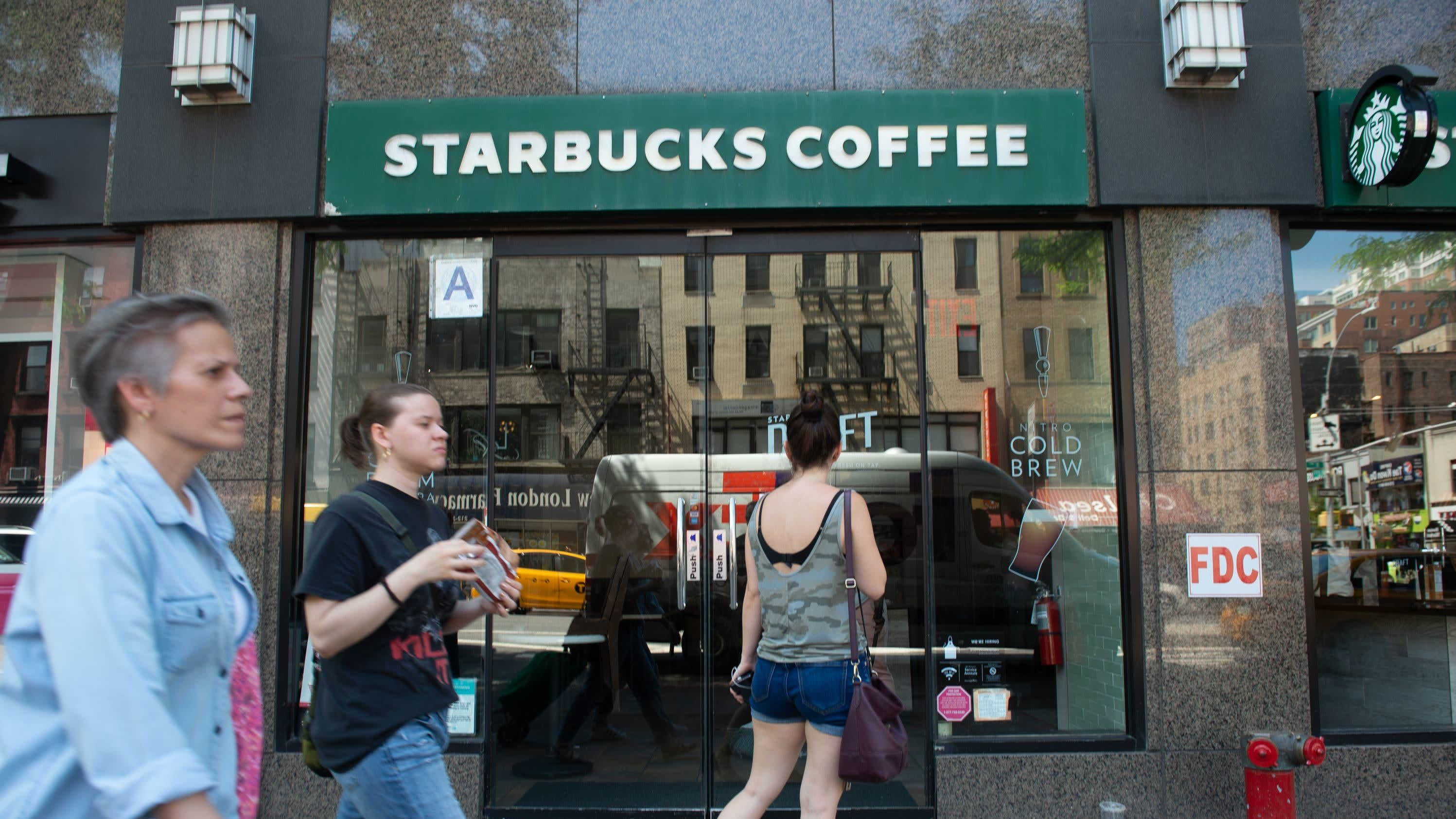 Why You Can't Use Your Own Cup At Starbucks Right Now