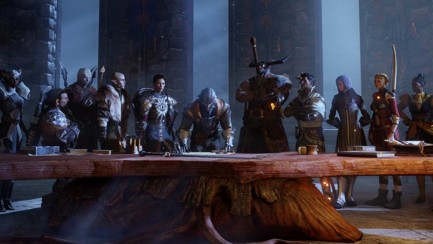 How BioWare Plans Who You Can Romance In Their Games
