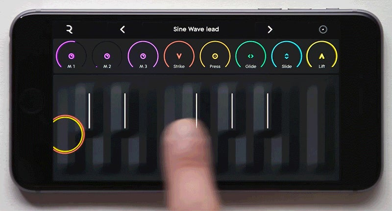 That Squishy Key Piano Is Now Available As a Free 3D Touch iPhone App